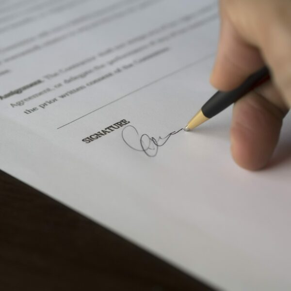 agreement-blur-business-close-up-261621